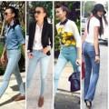 Thời trang - Diện quần jeans 'chất' như Thanh Hằng
