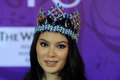 miss world 2013 bi de doa bieu tinh - 2