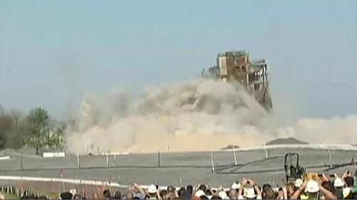 Mỹ: Tòa nhà 11 tầng biến mất trong 10 giây-1
