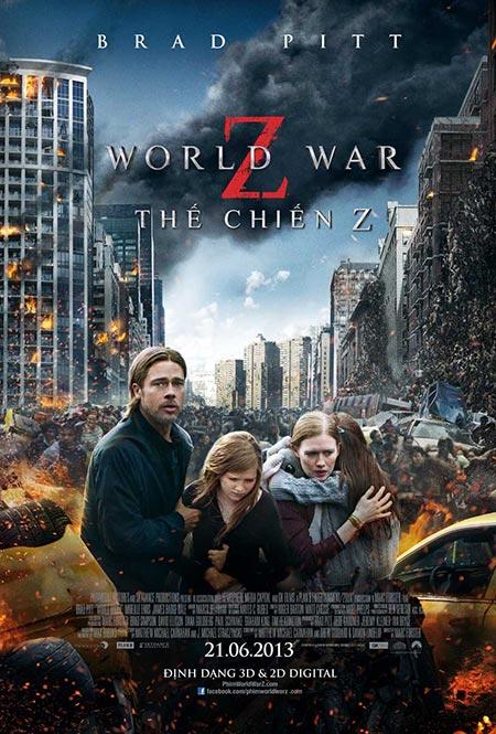 Fan toàn thế giới ngóng đợi 'Thế chiến Z' - 3