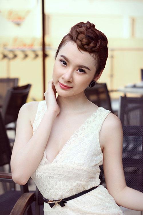 """Angela học """"nhái"""" Phạm Băng Băng ? - 13"""