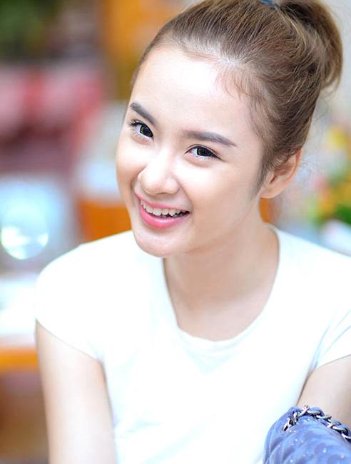 """Angela học """"nhái"""" Phạm Băng Băng ? - 17"""