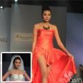Thời trang - Thanh Hằng mặc váy cưới gợi cảm