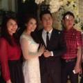 Làng sao - Lộ ảnh đính hôn của HH Biển Vân Anh