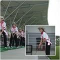 Làng sao - Người đẹp Nguyễn Thị Loan trổ tài đánh golf