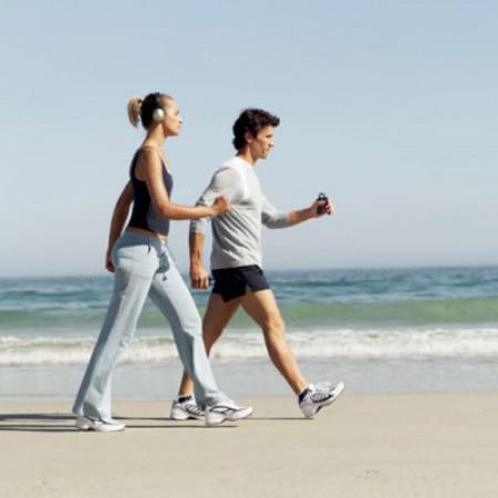 Đi bộ giúp chữa lành cơ thể