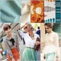 Thời trang - Chọn vải đẹp cho áo váy công sở thanh lịch