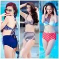 Thời trang - Sao Việt khoe eo mảnh với bikini cạp cao