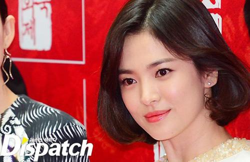 song hye kyo xinh lung linh voi toc ngan - 3