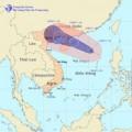 Biển Đông đón bão số 2