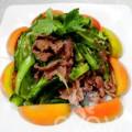 Bếp Eva - Giòn giòn đậu rồng xào thịt bò