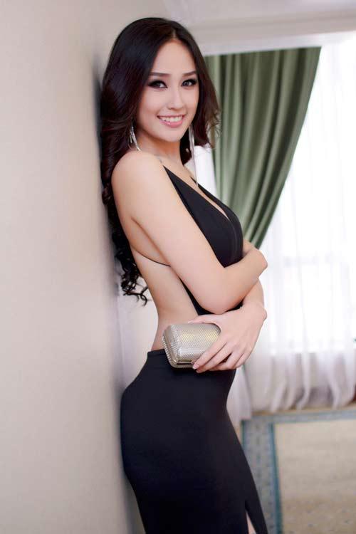 """mai phuong thuy: khong lo """"bac phan"""" - 3"""