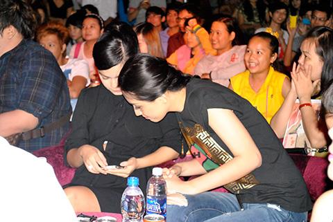 """mai phuong thuy """"bui bam"""" di du sinh nhat - 5"""