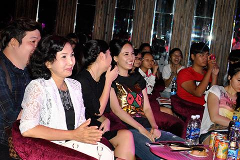 """mai phuong thuy """"bui bam"""" di du sinh nhat - 4"""