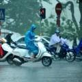 Hà Nội và các tỉnh miền Bắc mưa to