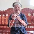 Tin tức - Cụ bà gần 70 năm chữa bệnh dại miễn phí