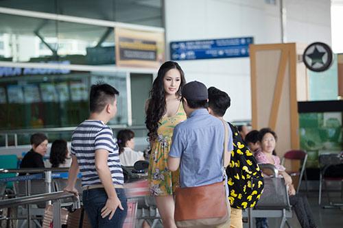 mai phuong thuy len duong du paris fashion week - 4
