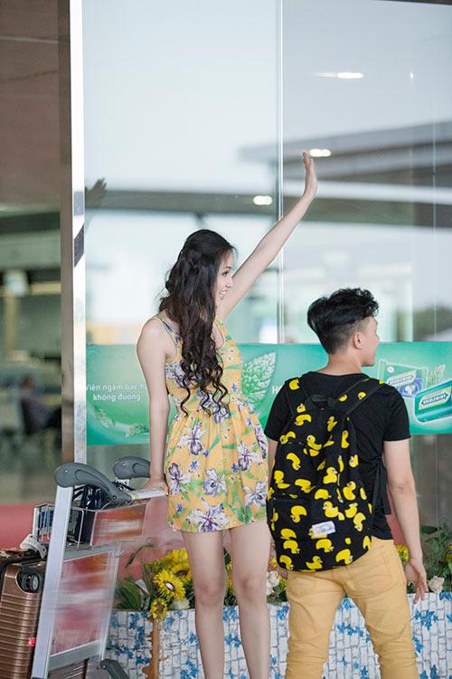 mai phuong thuy len duong du paris fashion week - 9