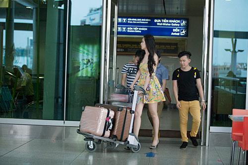 mai phuong thuy len duong du paris fashion week - 7