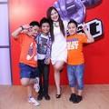 Làng sao - Hương Tràm làm cố vấn The Voice Kids