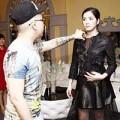 Thời trang - Lý Nhã Kỳ tất bật sắm đồ dự Tuần lễ thời trang Pháp