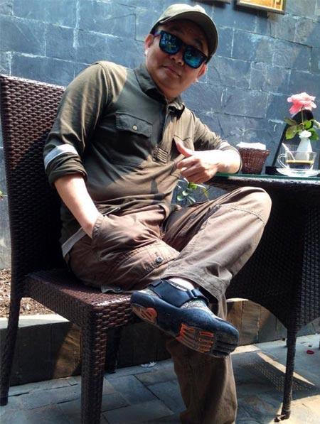 """hong nhung rang ro ben my linh """"chuan men"""" - 12"""