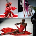 Thời trang - Hy hữu: Người mẫu liên tục ngã nhào trên sàn diễn