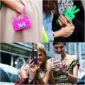 Thời trang - Mê mẩn ốp điện thoại thời trang của tín đồ