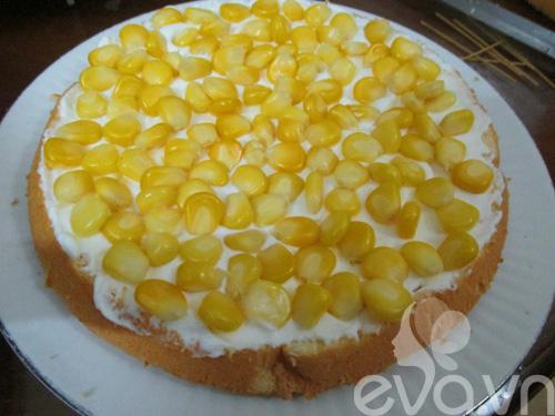 Bánh kem ngô tươi ngon mừng sinh nhật - 10