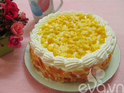 Bánh kem ngô tươi ngon mừng sinh nhật - 13