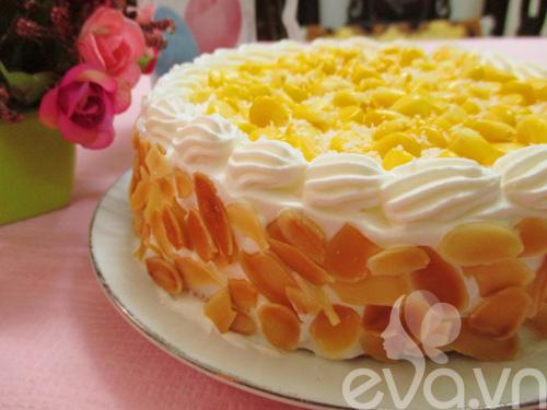 Bánh kem ngô tươi ngon mừng sinh nhật - 14