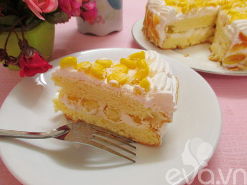 Bánh kem ngô tươi ngon mừng sinh nhật - 15