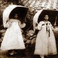 Làm đẹp - Dung nhan người Hàn Quốc 100 năm trước