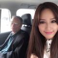 Làng sao - Mai Phương Thúy hiếu thảo với ông nội