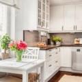 Nhà đẹp - Căn hộ 40m2 màu trắng đầy đủ tiện nghi