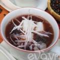 Bếp Eva - Chè đậu đen bột báng mát lịm