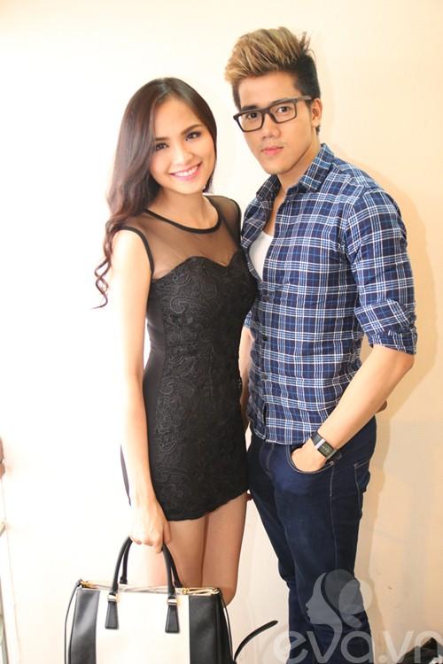 hot: diem huong sexy tai xuat giua bao scandal - 6