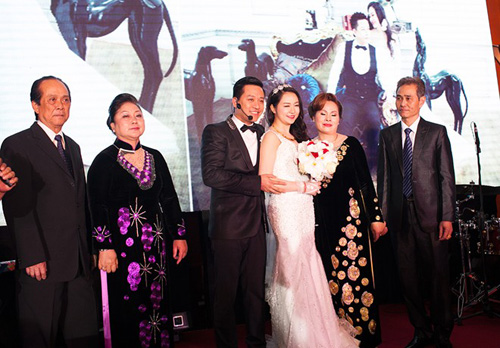tuan hung hat tang vo trong le cuoi - 2