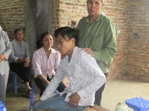 hai me con san phu chet bat thuong tai benh vien - 2