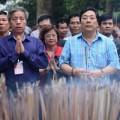Việt kiều 70 nước dâng hương các Vua Hùng