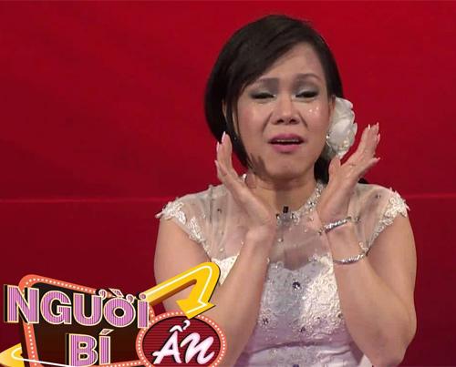 """viet huong khoc nuc no vi """"nguoi bi an"""" - 1"""