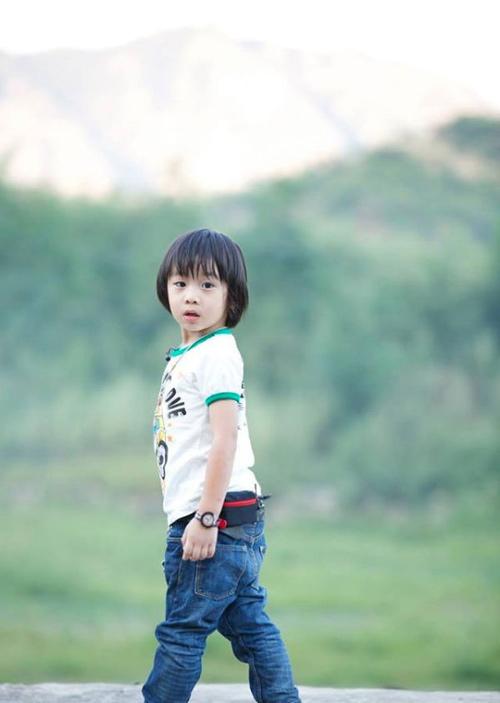 "lam chi dinh ""xuong toc"" cho con trai - 5"