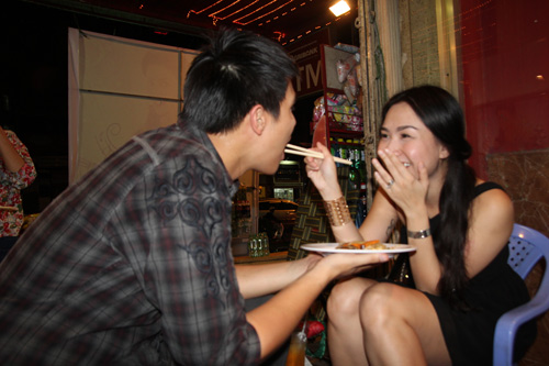 vo chong baggio man nong sau scandal - 4