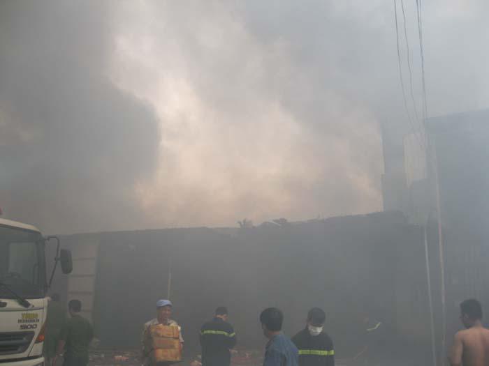 Công ty Diana thiệt hại hàng chục tỷ đồng sau vụ cháy-2