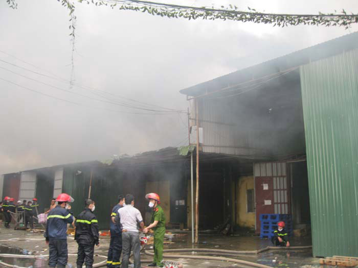Công ty Diana thiệt hại hàng chục tỷ đồng sau vụ cháy-3