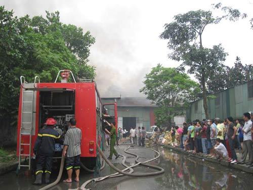 Công ty Diana thiệt hại hàng chục tỷ đồng sau vụ cháy-4
