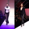Thời trang - Hà Hồ tỏa sáng tại Tuần lễ thời trang Thượng Hải
