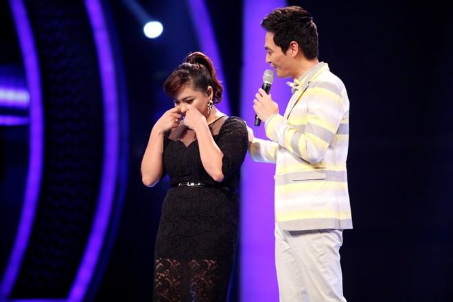 Minh Thùy bật khóc khi tiết lộ ông xã-2