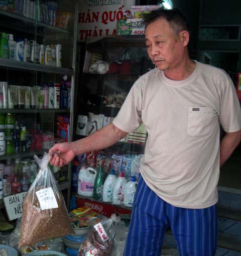 Giá hạt mùi tăng gấp 3 lần vì bệnh sởi - 2