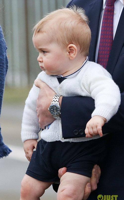 Hoàng tử bé nước Anh xuất ngoại đi Úc-5